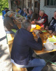 Maibummel 2019 Senioren- und Veteranenvereinigung